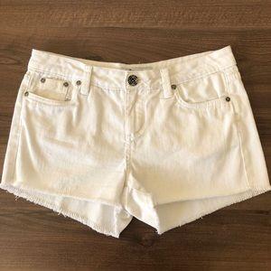 🌵4/$20 | BlueCrush White Jeans Shorts